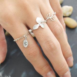 E-057 Arrow ring, Adjustable ring, ..