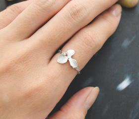 Orchid ring, Flower ..